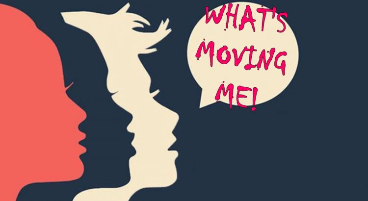 What's Moving Me: #MeToo